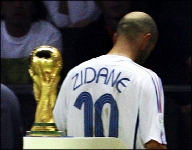 Zidane World cup 2006