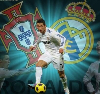 Ronaldo Madrid Portugal