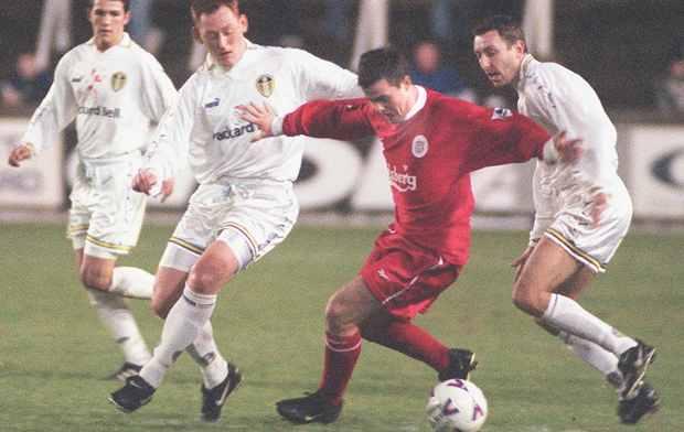 David Thompson Liverpool FC