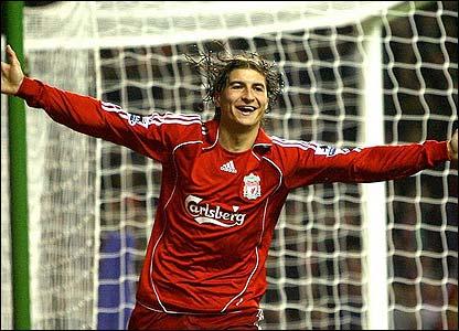 Gabriel Paletta Liverpool FC
