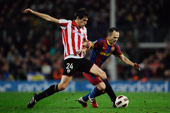 Javi Martinez Athletic Bilbao