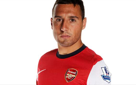 Santi Cazorla Gunner Arsenal