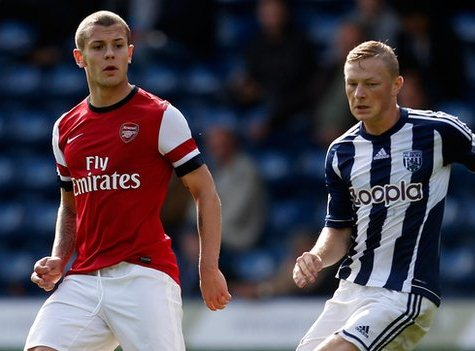 Jack Wilshere Return