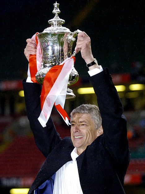 Arsenal FA Cup 2005