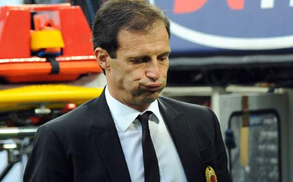 AC Milan – Why is Allegri Still at the Helm?
