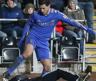 Hazard Survives Police Charges