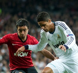 Varane United Madrid