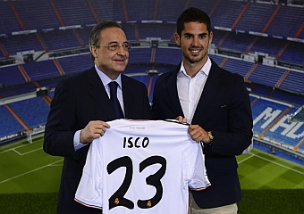 Isco Real Madrid 23