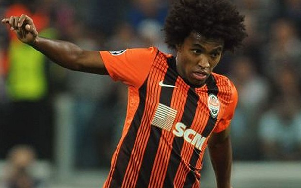 Why Spurs are Better Off Without Chelsea's Willian