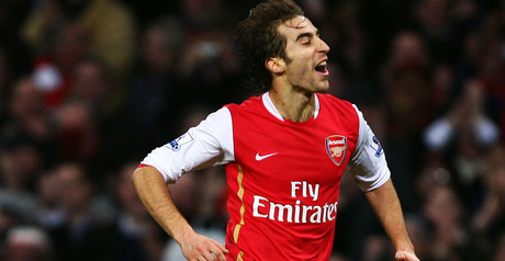 GOAL – Flamini's Last goal for Arsenal was a Stunner