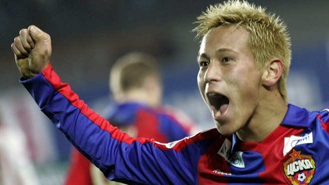 Latest - Reds can Sign Highly Rated Keisuke Honda for Free