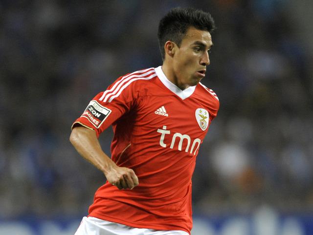 Nico Gaitan Benfica