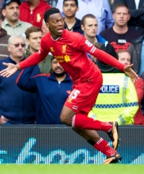 Sturridge Scores United