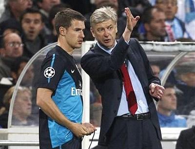 Arsenal Ramsey Wenger