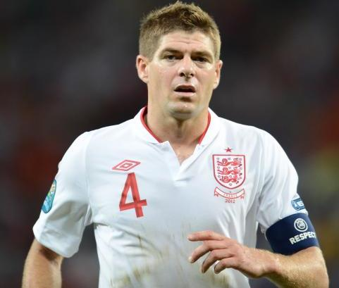 Gerrard England