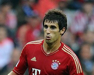 Javi Martinez Bayern