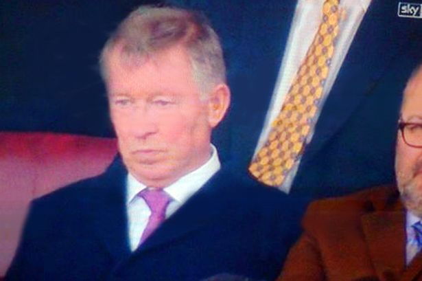 Alex Ferguson Upset United Liverpool
