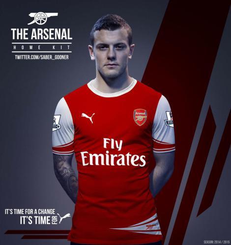 Arsenal Angle - Jack Wilshere the Next Captain