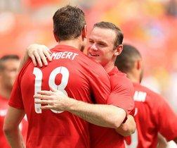 Rickie Lambert Rooney England