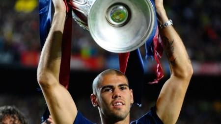 Victor Valdes UEFA Champions League