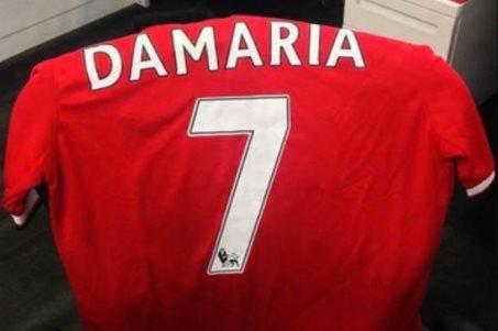 Da Maria Man United Kit