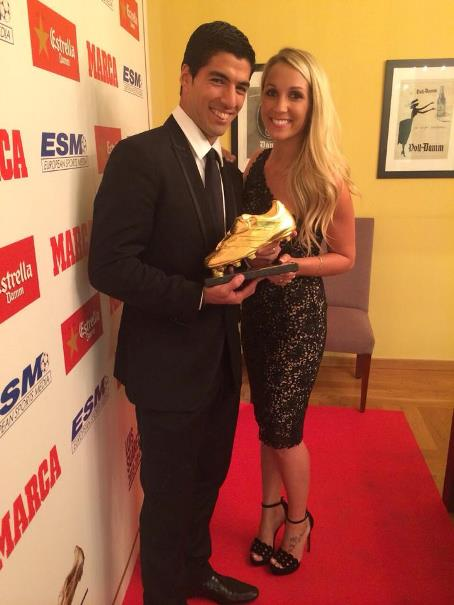 Luis Suarez Euro Golden Shoe