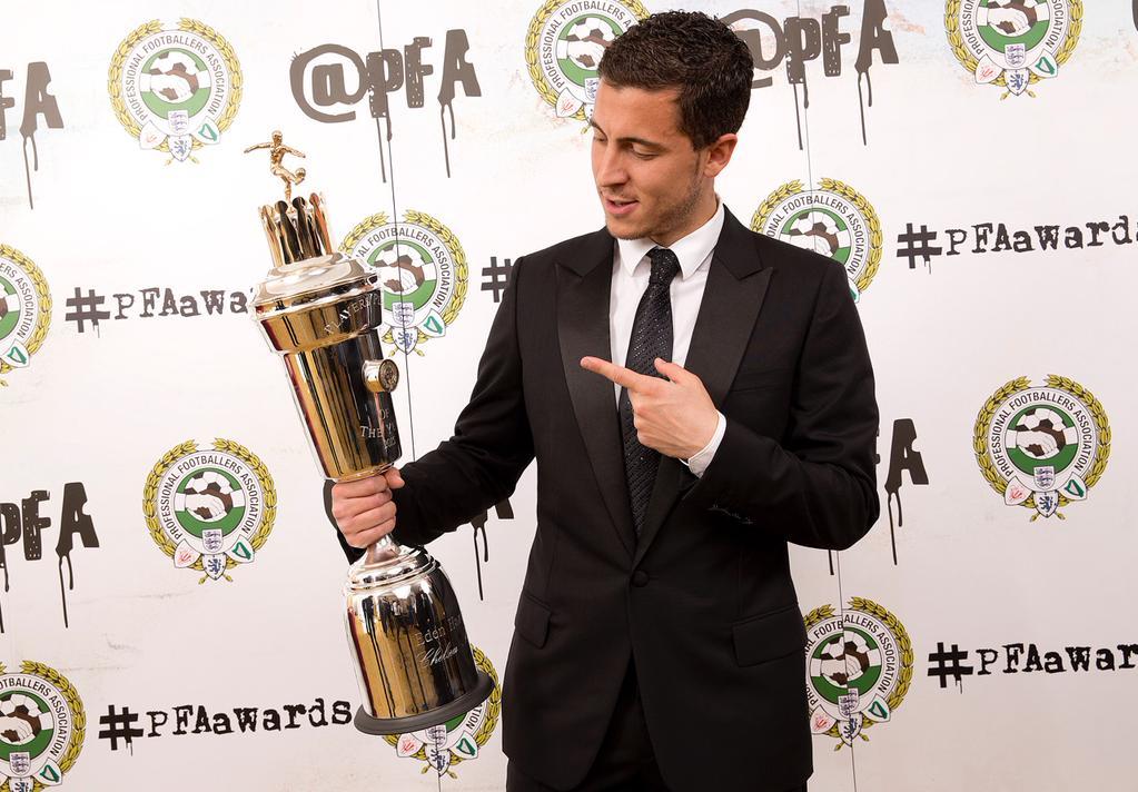 Eden Hazard Player of Year