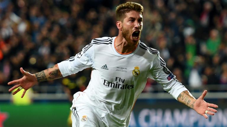 Ramos Madrid