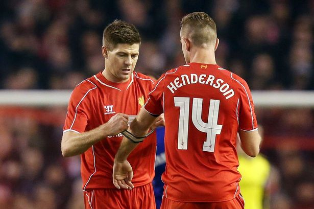 Henderson Gerrard captain