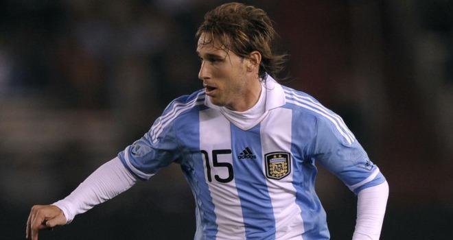 Lucas Biglia Argentina