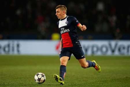 Lucas Digne PSG