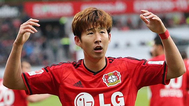 Heung-Min Son Bayer Leverkusen