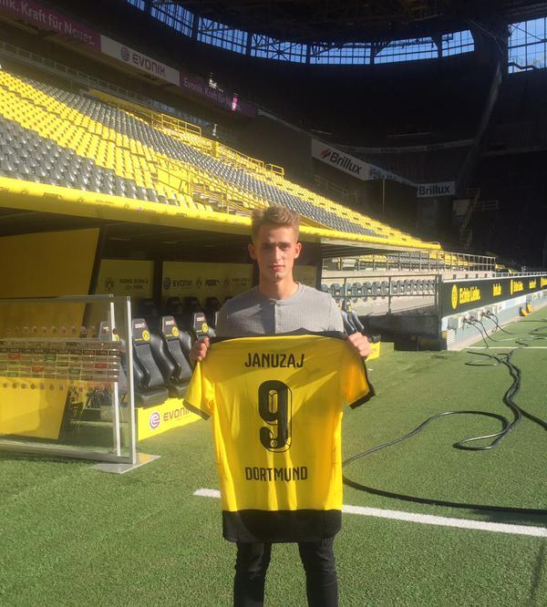 Januzaj Dortmund
