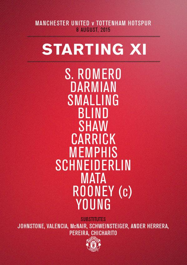 United XI SPurs