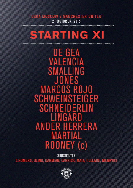 United XI vs CSKA