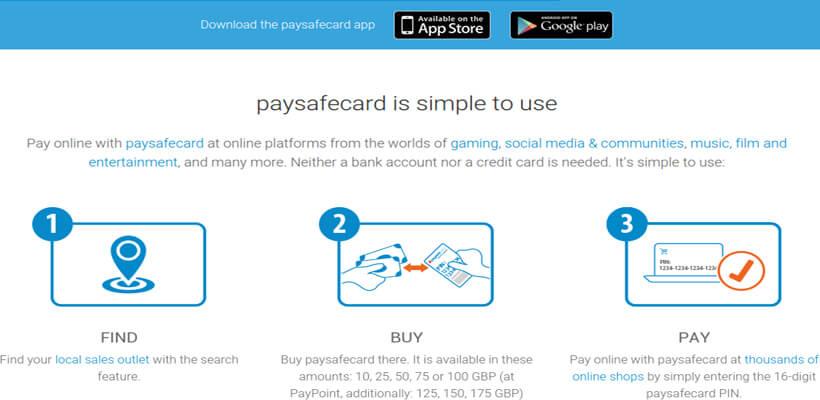 mobile-paysafecard