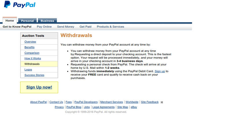withdrawals-paypal