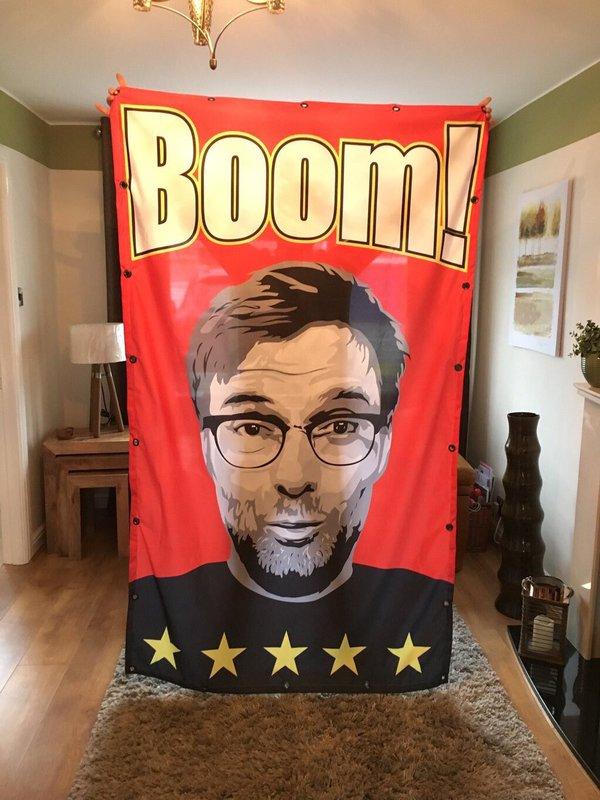 Klopp Boom Banner