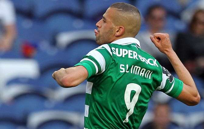 Slimani Sporting CP