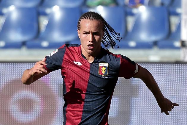 Diego Laxalt Genoa