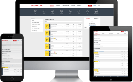 Bovada Bookmaker Review, Odds and Free Bets