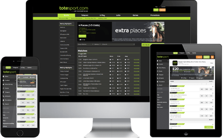 Totesport site